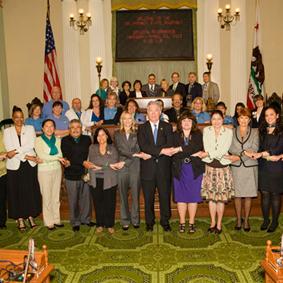 Día Legislativo en Sacramento